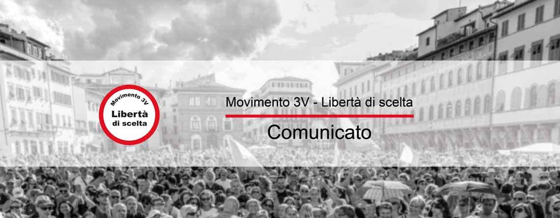 """Manifestazione M3V """"Salviamo la Costituzione"""", i media e la presunta denuncia"""