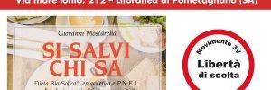 """""""Si salvi chi sa"""". Presentazione del libro del Dott. Moscarella e del Movimento 3V in Campania"""