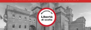 Manifestazione e fiaccolata a Ferrara