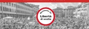Manifestazione a Pesaro il 20 dicembre 2020