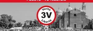 Incontro con la cittadinanza a Padova