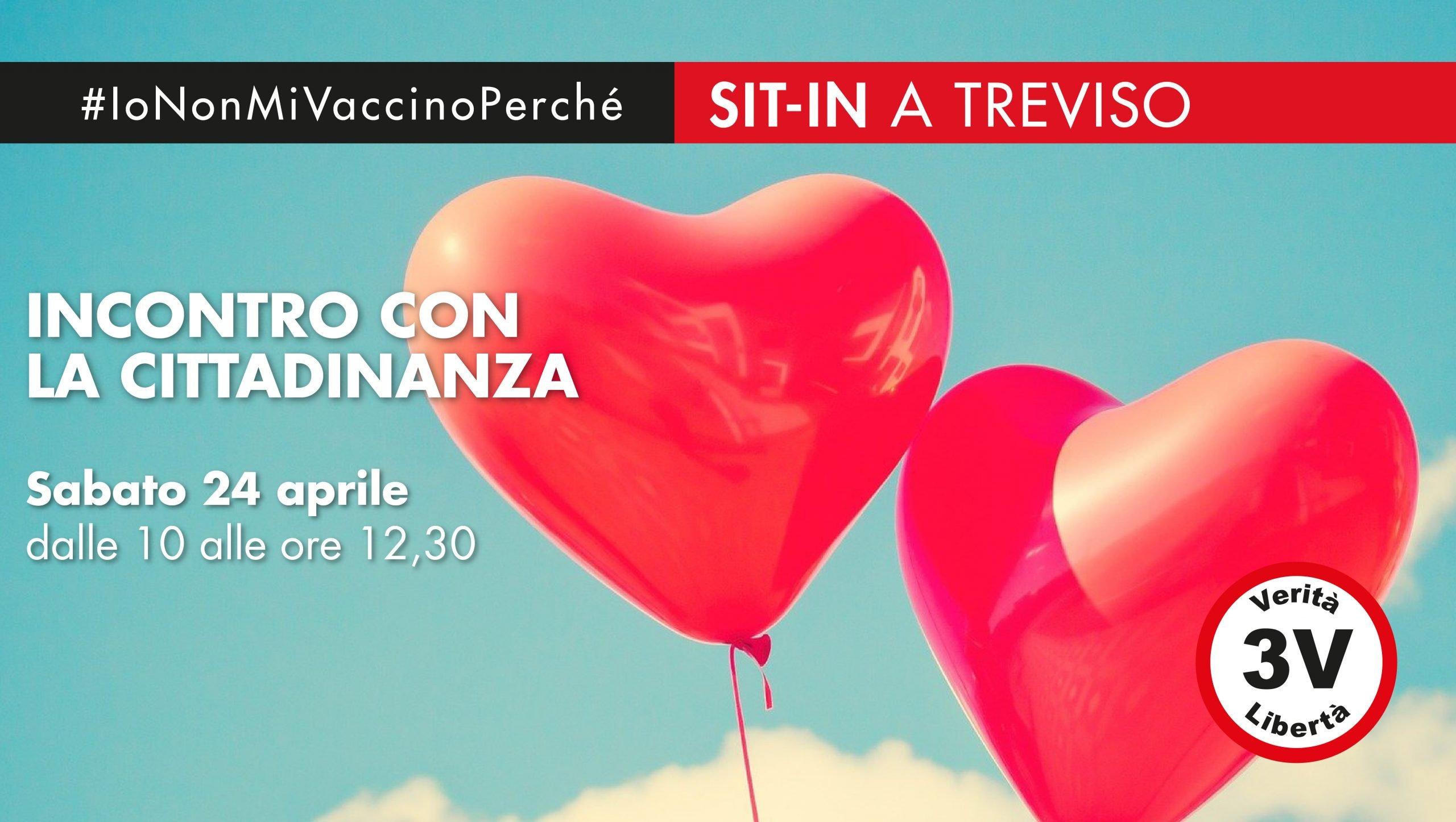Incontro con la cittadinanza a Treviso M3V