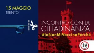 Trento, incontro con la cittadinanza di 3V