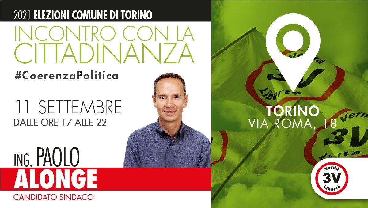 Incontro con la cittadinanza Alonge Torino 3V